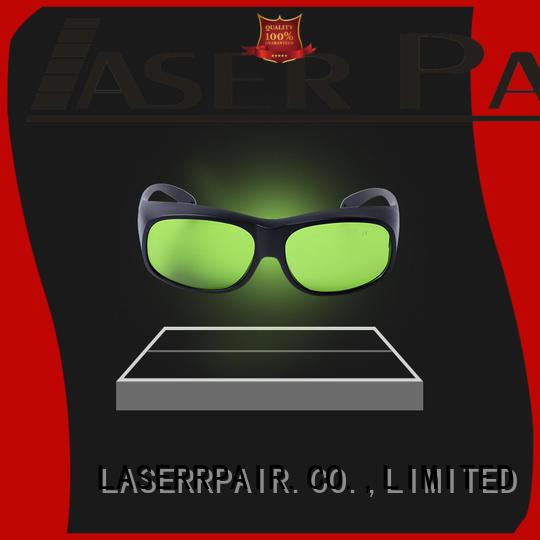 LASERRPAIR diode laser safety glasses solution expert for science