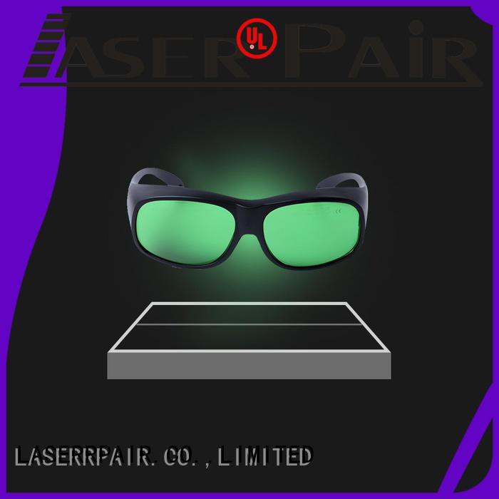LASERRPAIR red laser safety glasses order now for light security