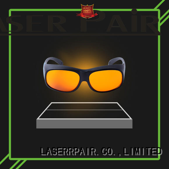 LASERRPAIR custom diode laser safety glasses from China for military