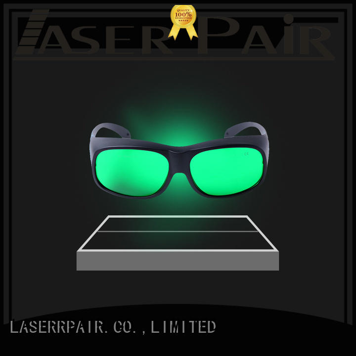 LASERRPAIR 532nm safety glasses awarded supplier for military