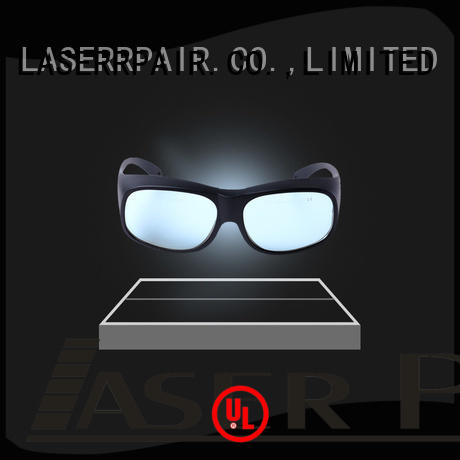 LASERRPAIR laser protective eyewear producer for science