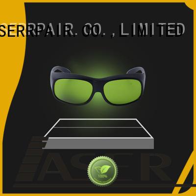 LASERRPAIR custom laser safety eyewear source now for science