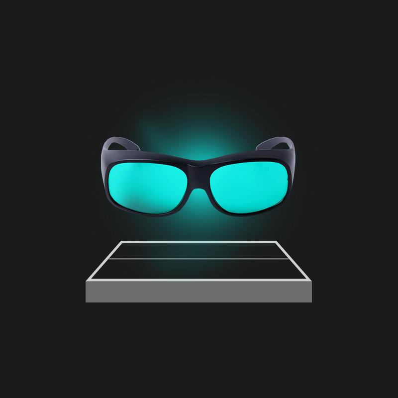 diode laser glasses
