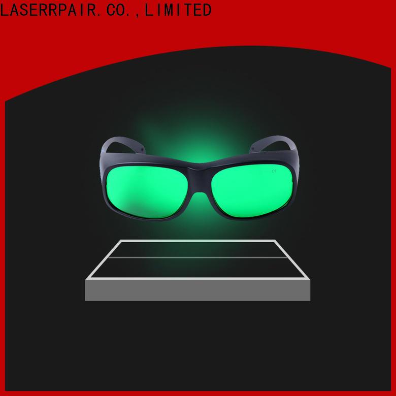 LASERRPAIR laser protective eyewear order now for light security