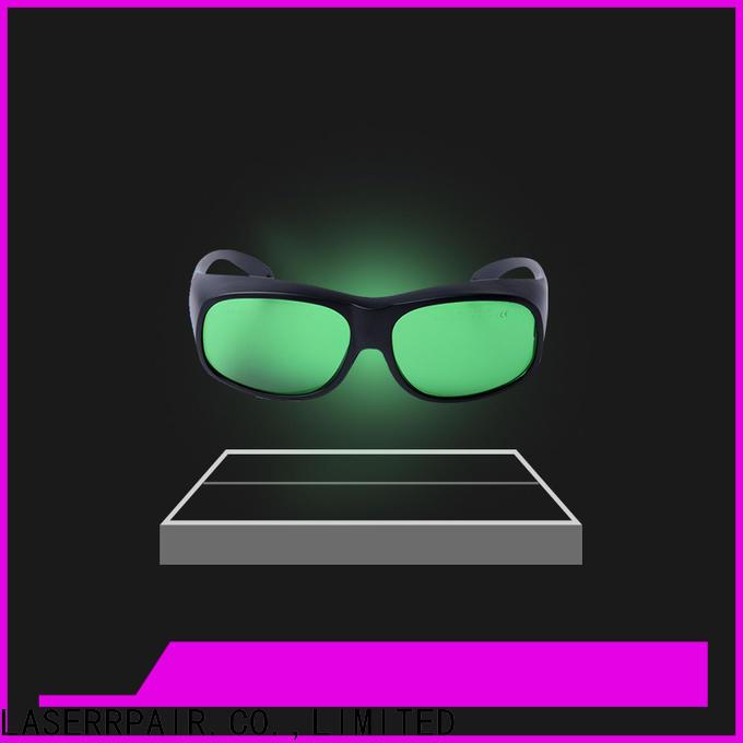 LASERRPAIR most popular red laser safety glasses exporter for wholesale