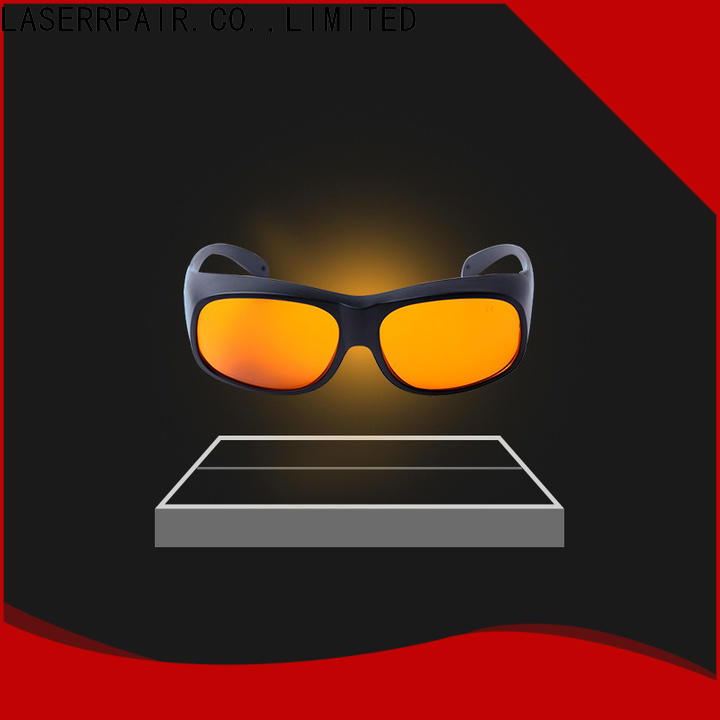 LASERRPAIR alexandrite laser safety glasses supplier for industry