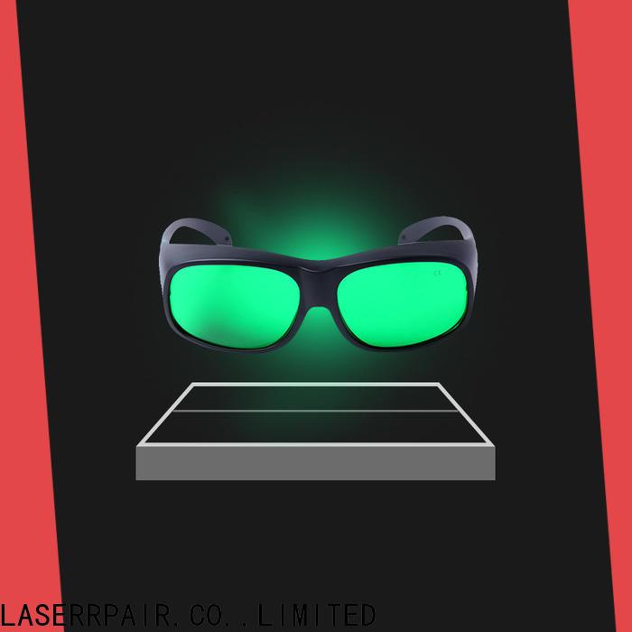 LASERRPAIR yag laser safety glasses supplier for industry
