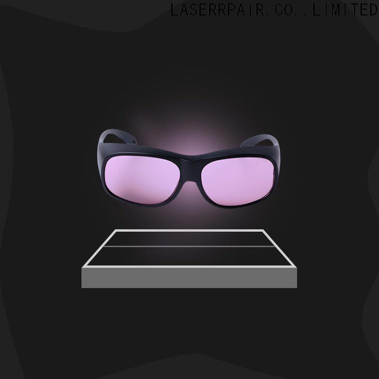 LASERRPAIR oem & odm laser goggles order now for light security
