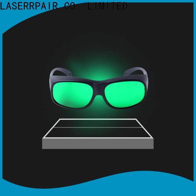 LASERRPAIR laser safety window international trader for military