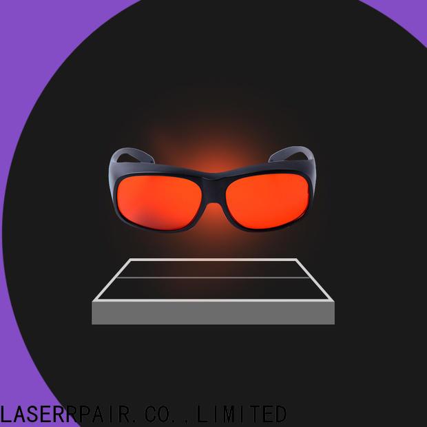 new red laser safety glasses manufacturer for light security