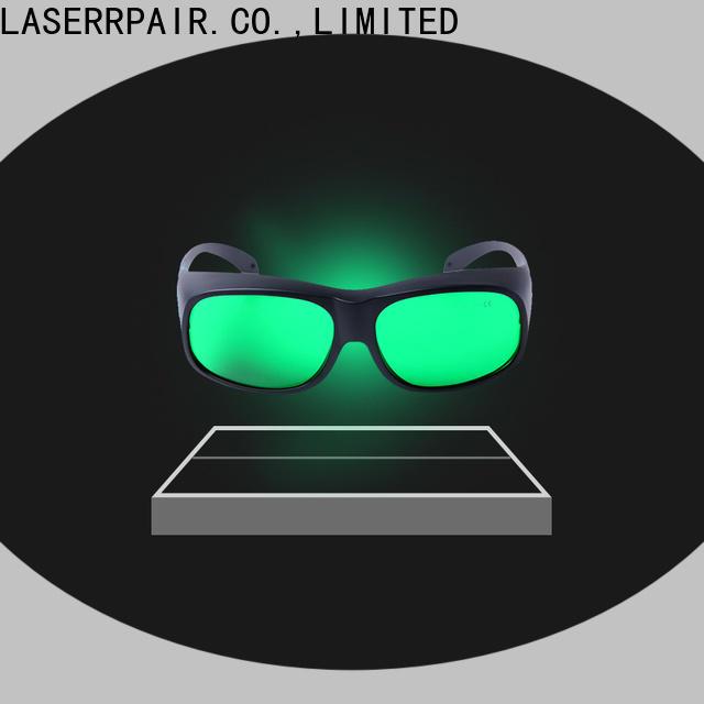 custom yag laser safety glasses exporter for military