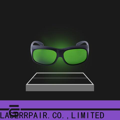 LASERRPAIR oem & odm co2 laser safety glasses international trader for wholesale