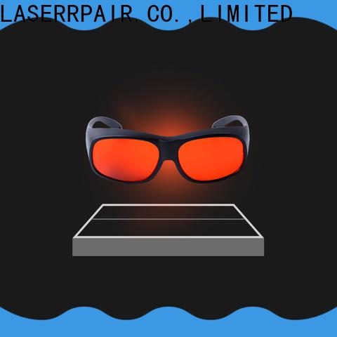 LASERRPAIR alexandrite laser safety glasses solution expert for industry