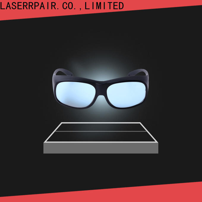 LASERRPAIR diode laser safety glasses from China for industry