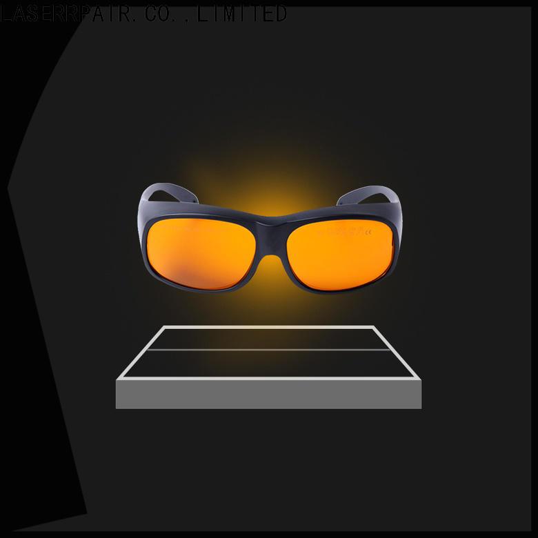 LASERRPAIR anti laser glasses awarded supplier for industry