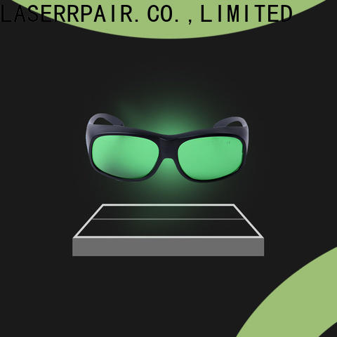 LASERRPAIR the newest laser safety window awarded supplier for wholesale