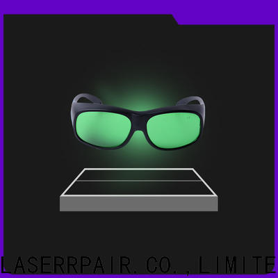LASERRPAIR premium quality laser eye protection goggles from China for medical