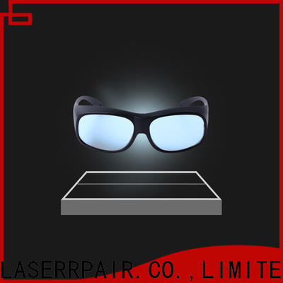 laser goggles awarded supplier for light security