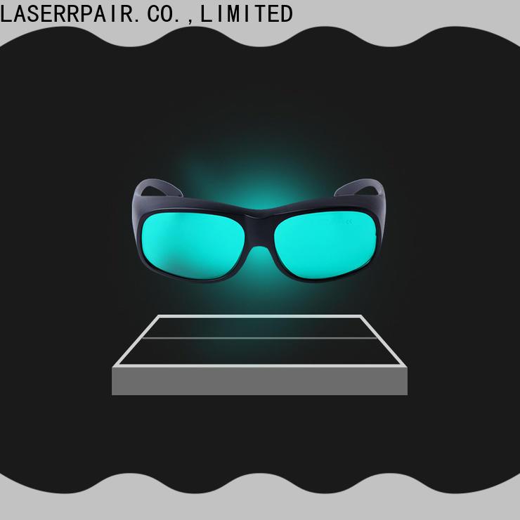 LASERRPAIR laser safety window exporter for medical