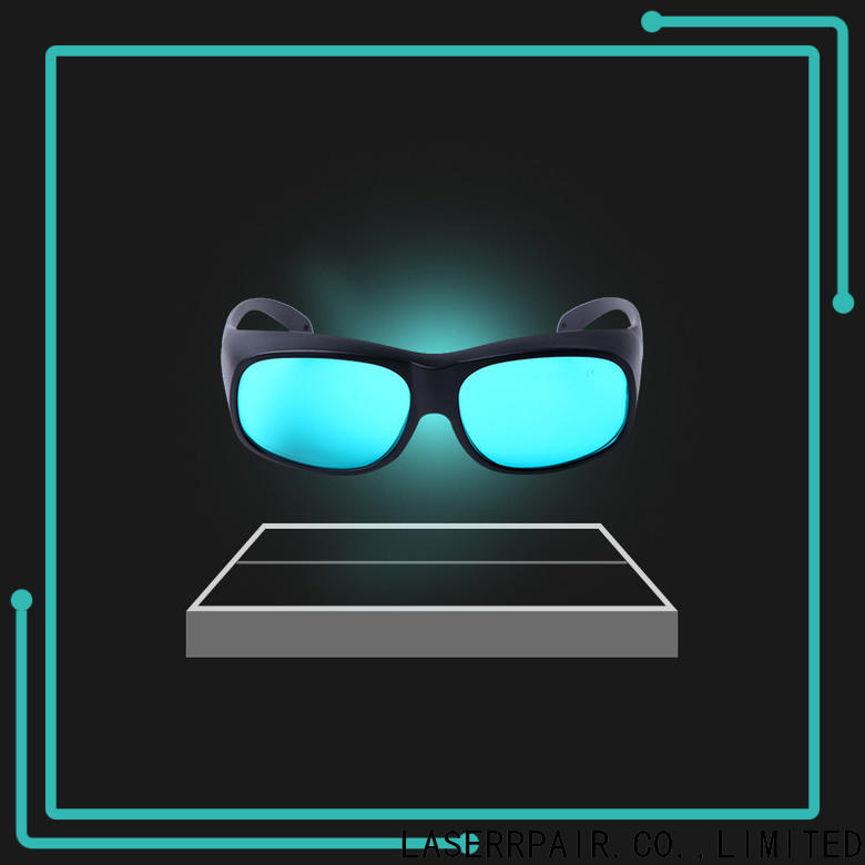 LASERRPAIR anti laser glasses exporter for industry