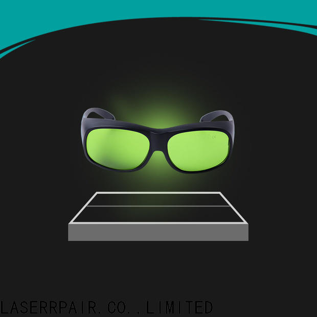 LASERRPAIR latest laser protective eyewear manufacturer for light security