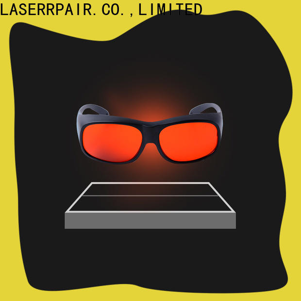 LASERRPAIR advanced technology laser safety window producer for wholesale