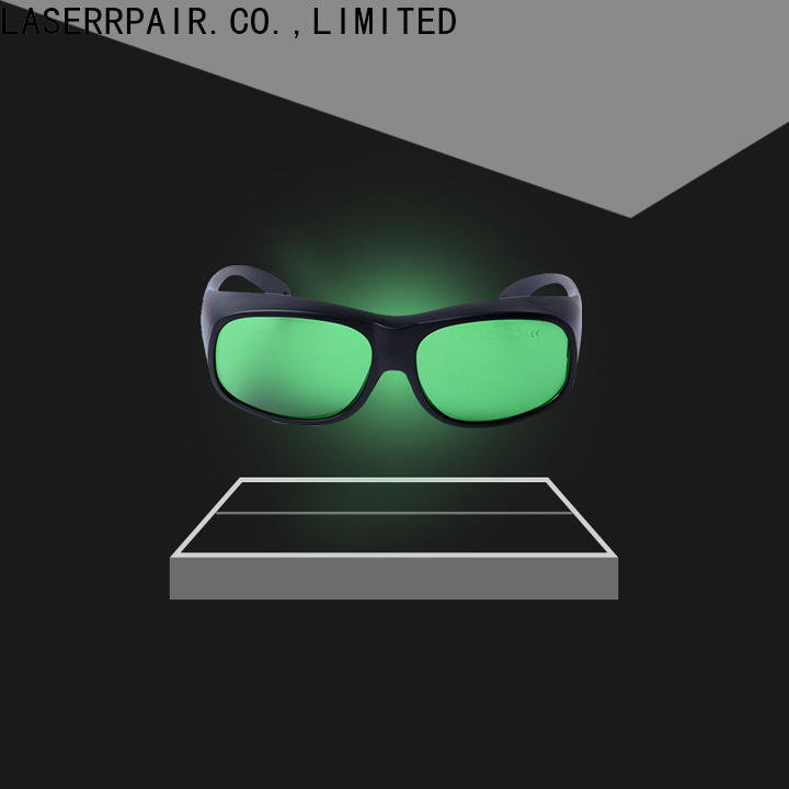 LASERRPAIR latest 532nm safety glasses supplier for wholesale