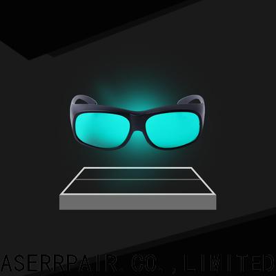 LASERRPAIR oem & odm laser protection glasses supplier for light security