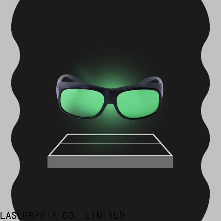 LASERRPAIR stable supply laser protective eyewear supplier for light security