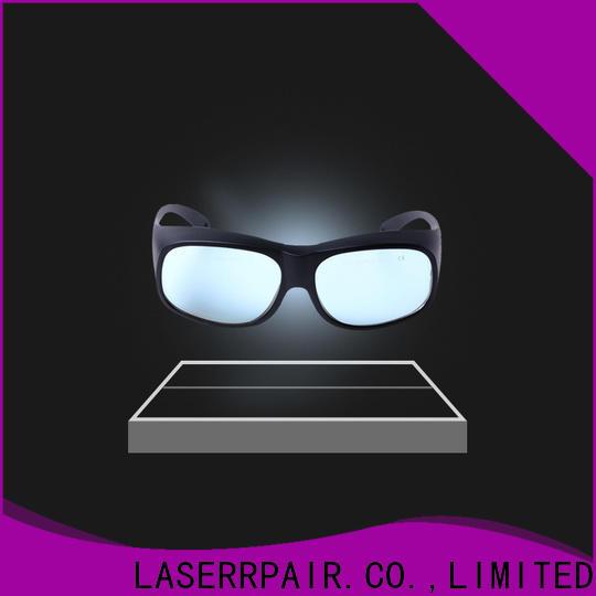 LASERRPAIR modern co2 laser safety glasses overseas trader for sale