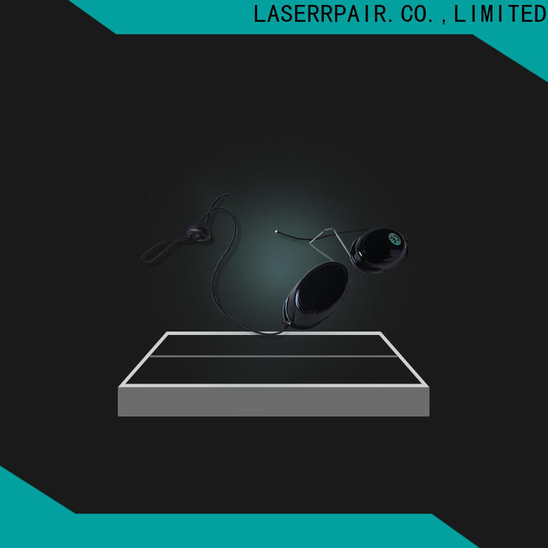 LASERRPAIR highly recommend laser protective eyewear supplier for light security