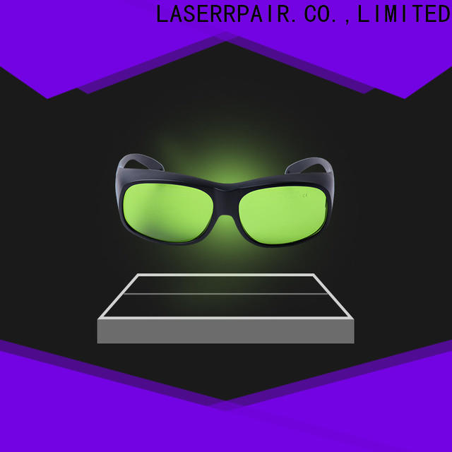 LASERRPAIR most popular co2 laser safety glasses source now for military