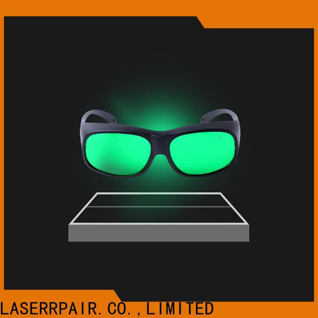 LASERRPAIR diode laser safety glasses supplier for light security
