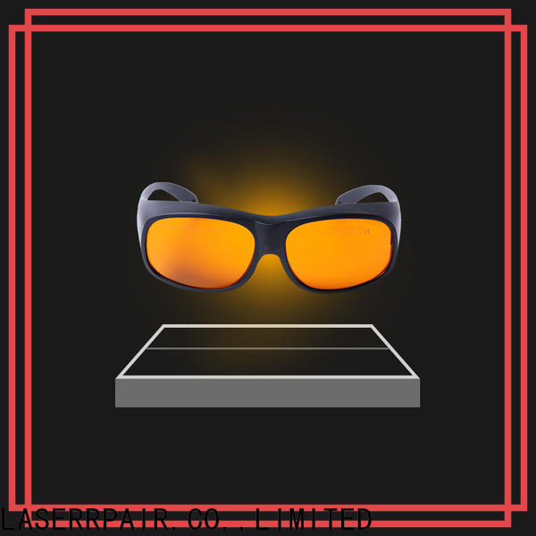 LASERRPAIR alexandrite laser safety glasses awarded supplier for industry