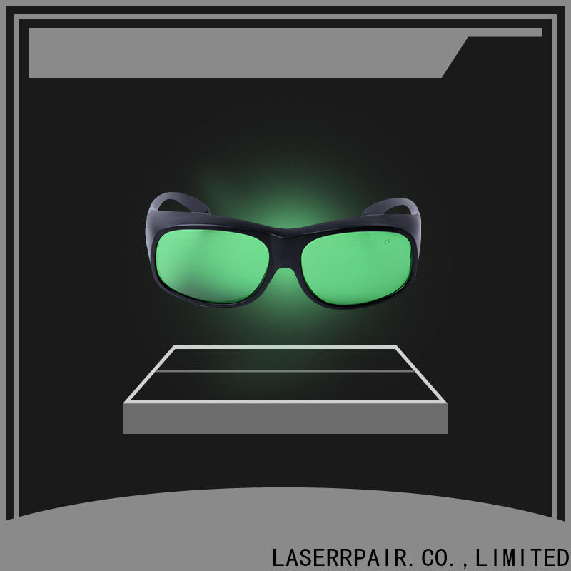 LASERRPAIR uv safety glasses awarded supplier for light security