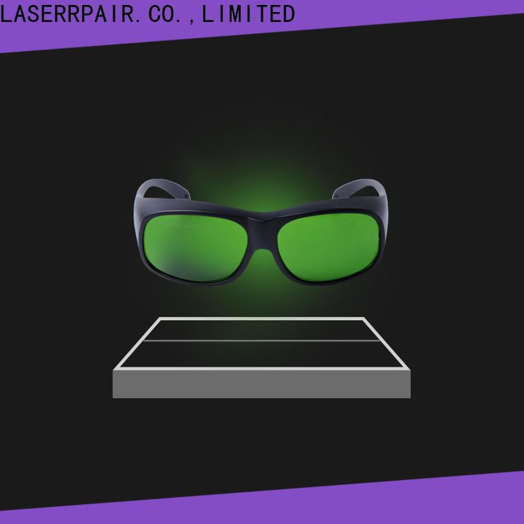 LASERRPAIR oem & odm 532nm safety glasses producer for light security