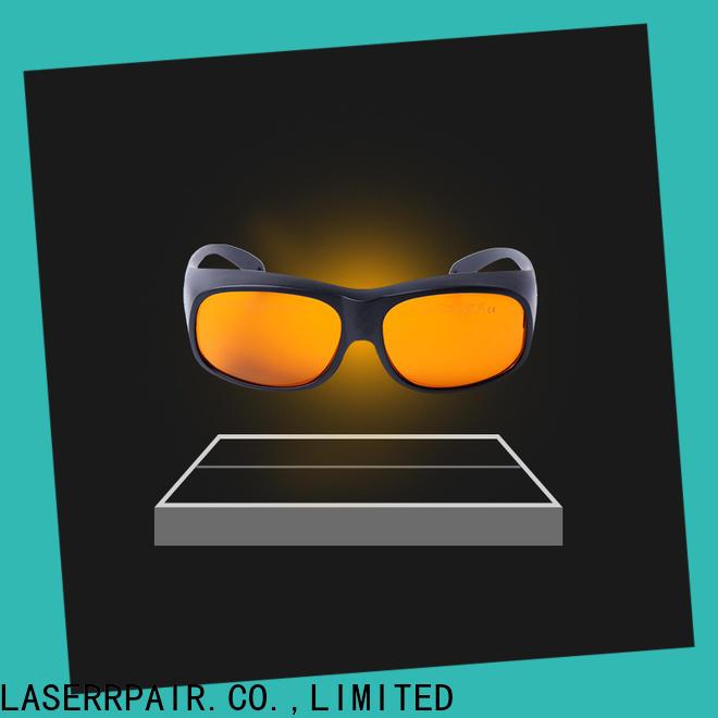 LASERRPAIR co2 laser safety glasses producer for wholesale