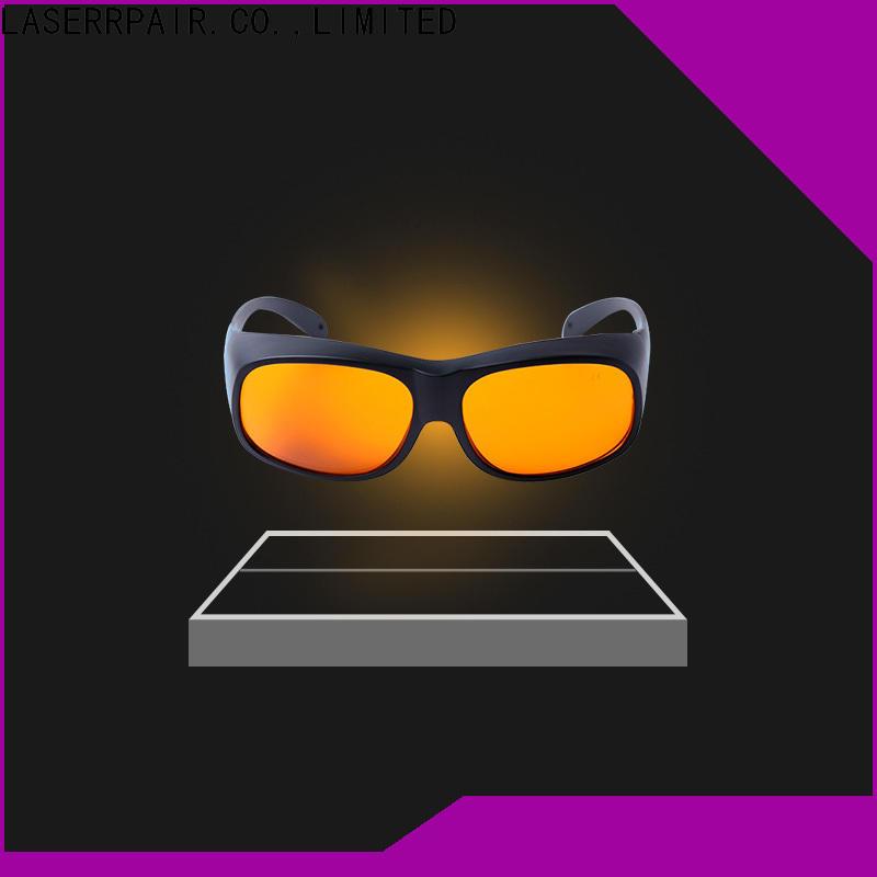 LASERRPAIR uv safety glasses manufacturer for military
