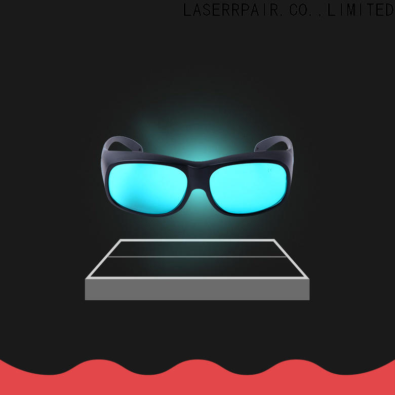 LASERRPAIR the newest red laser safety glasses producer for wholesale