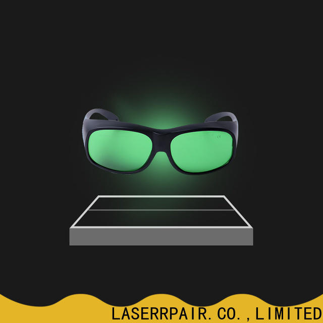 LASERRPAIR advanced technology red laser safety glasses producer for light security