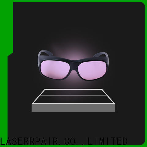 LASERRPAIR laser protective eyewear from China for light security