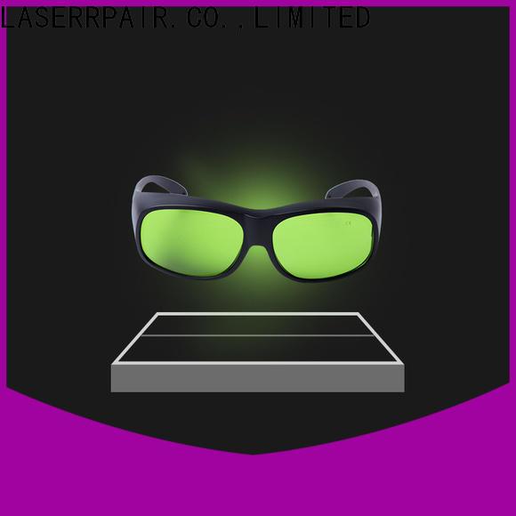 LASERRPAIR laser protective eyewear source now for industry