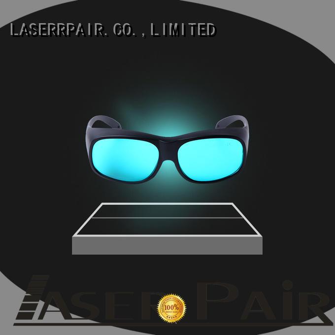 fiber optic safety glasses for industry LASERRPAIR