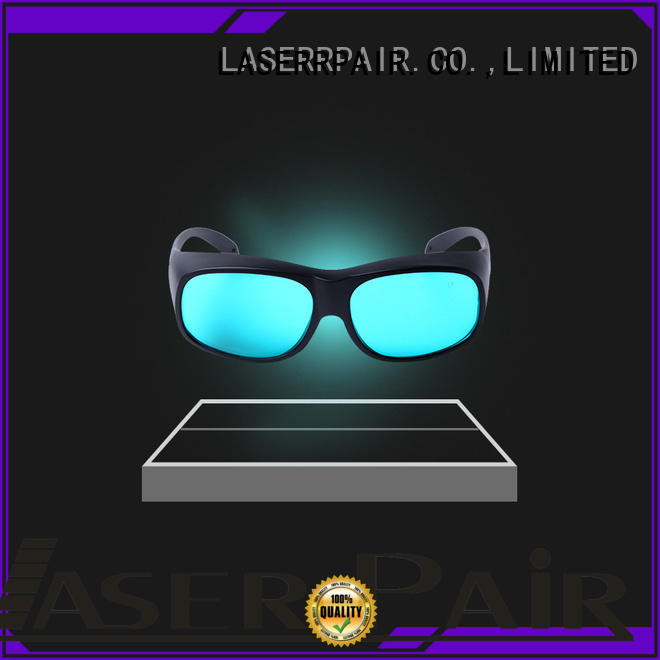LASERRPAIR custom laser safety glasses for industry