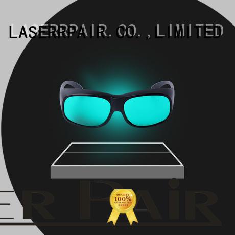LASERRPAIR diode laser safety glasses manufacturer for military