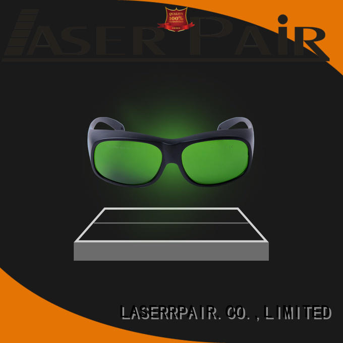 LASERRPAIR laser safety goggles exporter for science