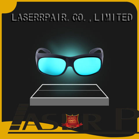LASERRPAIR co2 laser safety glasses producer for wholesale