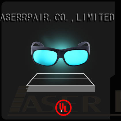 LASERRPAIR green safety glasses order now for light security
