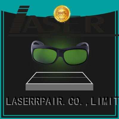 LASERRPAIR 532nm safety glasses supplier for light security