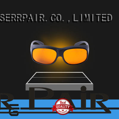 laser safety eyewear for light security LASERRPAIR